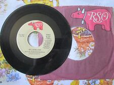 Robin Gibb ‎– Oh! Darling Label: RSO ‎– RS 907  UK 7inch Vinyl 45 Single