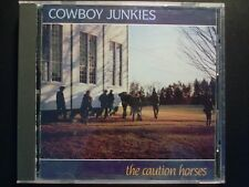 The Caution Horses by Cowboy Junkies (CD,1990, RCA)**  VERY GOOD+  **