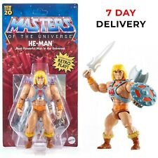 He-Man Action Figure Masters of the Universe Origins Collectible Toy Gift