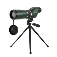 20-60x60 Straight / Angled Spotting Scope with Tripod Portable Travel Scope M4A9