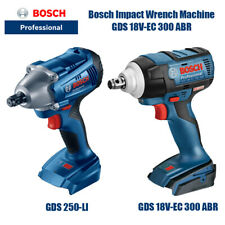 Bosch GDS GDS 250-LI / 18V-EC 300 ABR Impact Wrenches 12.7mm Power Tool 0.5 inch