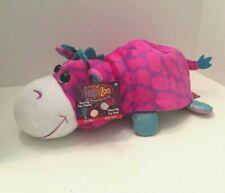 FlipaZoo Flipquin Hetal Hippo /Janika Giraffe