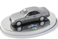 1:43 Schabak Mercedes 600 SEC Coupe silver-grey NEW bei PREMIUM-MODELCARS