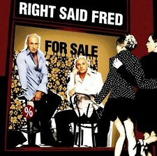 RIGHT SAID FRED / FOR SALE * NEW CD *