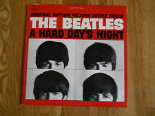 BEATLES A Hard Day's Night soundtrack purple capitol george martin
