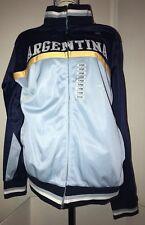 Men's FIFA World Cup Brasil 2014 Soccer Argentina  Track Jacket Large
