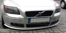 Splitter lip for Volvo V50 S50 04-07Front Bumper spoiler chin addon extension