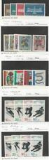 Germany, Postage Stamp, #B459-71 Mint NH, B472-75e Hinged, 1970-71