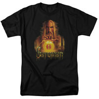 Lord of the Rings SARUMAN Licensed Adult T-Shirt All Sizes
