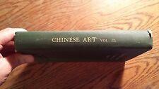 """Chinese Art"" - Victoria & Albert Museum, by Stephen W. Bushell, Vol. II 1924"