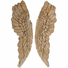 "Wing Satue Wall Plaque 41"" Set Of 2 - 74705"