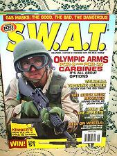 SWAT 8/2004~KIMBER TLE/RL II~DSA S1~OLYMPIC ARMS PCR-9 & PCR-30~CZS V22 RIMFIRE