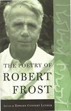 POETRY OF ROBERT FROST EDWARD CONNERY LATHEM