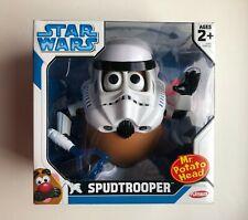 Mr Potato Head Spudtrooper Playskool Star Wars Toy 2008 Stormtrooper
