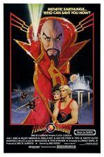 """Flash Gordon Movie Poster Mini 11""""X17"""""""