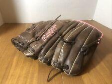 Rawlings Fastpitch Softball 11 inch RH Throw baseball glove FP110 .