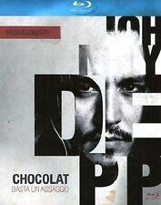 Blu Ray CHOCOLAT Basta un Assaggio - (2000) ***Johnny Depp*** ......NUOVO