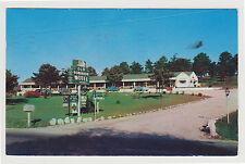 1956 Chrome Old Dominion Motel, Roanoke, VA Virginia