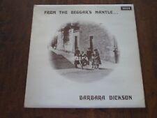 BARBARA DICKSON - FROM THE BEGGAR'S MANTLE vinile original UK press su DECCA