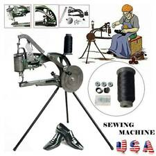 DIY Shoe Repair Machine Making Sewing Hand Manual Cotton/Leather/Nylon Needle