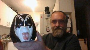 Rare Kiss Gene Simmons Mug