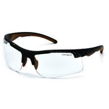 Carhartt CHB710DT Rockwood Safety Glasses, Clear Anti-Fog Lens