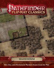 Pathfinder Flip Mat Classics Warehouse GDR PZO31021 Mappa 60×76 cm Paizo