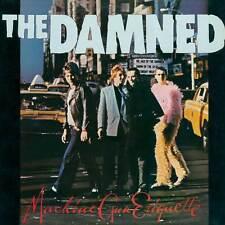 THE DAMNED MACHINE GUN ETIQUETTE RE-ISSUE - VINYL LP WIKAD 333