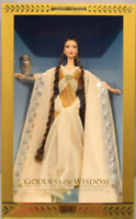 Mattel Barbie classical Goddess collection Goddess of Wisdom Limited edition
