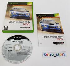 Microsoft Xbox - Colin McRae Rally 2005 PAL