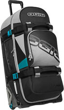 OGIO Rig 9800 Special Ops Wheeled Gear Bag Teal/block
