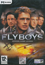 FLYBOYS Fly Boys Flight Sim Win XP/Vista PC Game NEW!