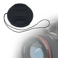 62/67mm Lens Cap Cover For Canon Nikon Pentax Sigma Tamron Olympus F5B6 W4K4