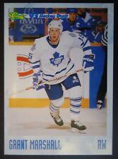 NHL 140 Grant Marshall St. John's Maple Leafs Classic Hockey Draft 1993/94