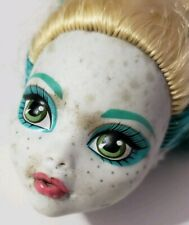 MONSTER HIGH DOLL MONSTER EXCHANGE LAGOONA BLUE HEAD ONLY FOR REPLACEMENT OOAK