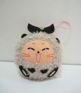 "Kaitou Saint Tail Ruby Mascot Strap Plush 4"" Stuffed Toy Doll Japan"