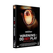 DVD Neuf - WARNING: DO NOT PLAY /V DVD