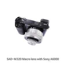 Macro Lens For Sony A5000,5100,6000,6100,6300,6500 Series with 16-50mm lens