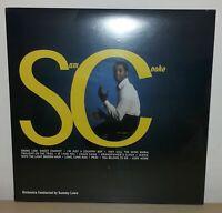 SAM COOKE - SAME - SELF TITLED - CLEAR - LP