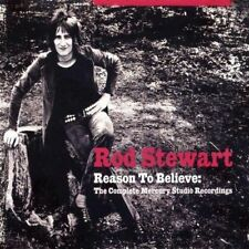 Stewart Rod - Reason To Believe: The Complete Mercury Studio Recordings NEW CD