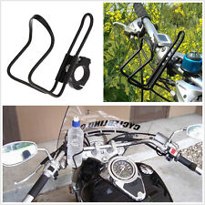 One pcs Aluminum Motorcycles Bicycle Bike Handbar Mount Water Bottle Cup Holder