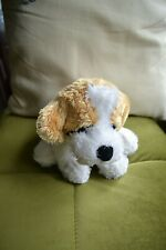 Fluffy Little Puppy. Lovely Soft Toy. Tesco. Lovely Condition.