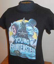 VTG 70s Young Frankenstein Promo T Shirt/KEARTH 101 MASON T Shirt Gene Wilder-M