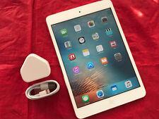Apple iPad mini 1st Gen. 32GB, Wi-Fi + Cellular (Unlocked), 7.9in - White & Silv