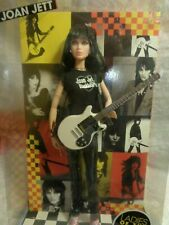 Joan Jett Barbie Ladies Of The 80'S Collection Doll 2009
