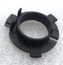 2x H7 LED Bulb Lamp Holder Adapter Socket For Hyundai Veloster Coupe K4 K5 Black