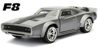 JADA 98299 - 1/32 DOM'S ICE CHARGER FAST AND FURIOUS 8 MOVIE CAR