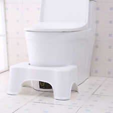 Tabouret de toilette de salle de bains chaise de pot empêchent la constipation