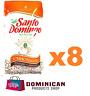 8 pound CAFE Santo Domingo CARACOLILLO roasted whole bean coffee 100%  EUROPE