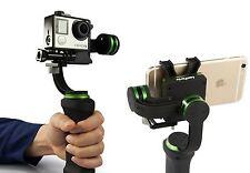 LanParte HHG-01 Handheld Gimbal for iPhone, GoPro, & smartphones